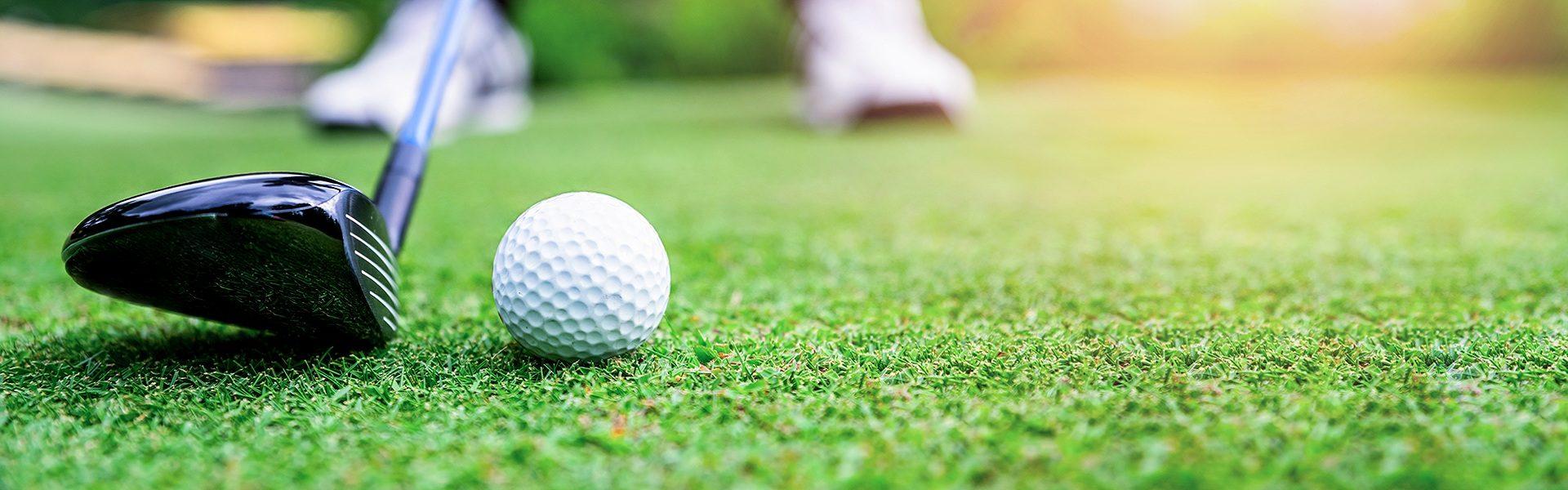 golf bandeau